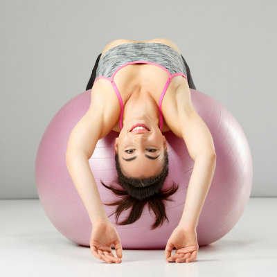 Fitness Pilates ball
