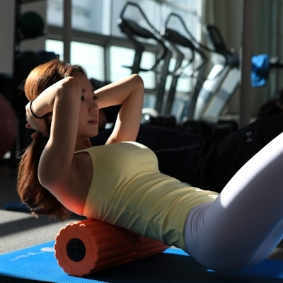 fitness pilates rolle