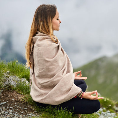 Meditationdecke Bodhi