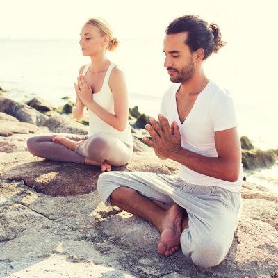 Meditations kleidung