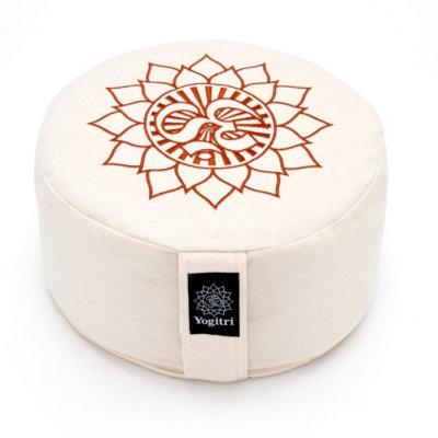 Meditationskissen symbole