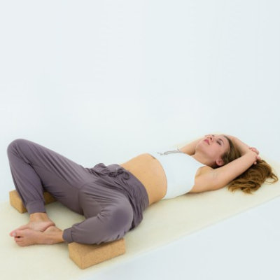 Schaf Wolle Yogamatte Bodhi yoga