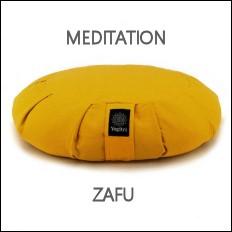 meditationsk zafu